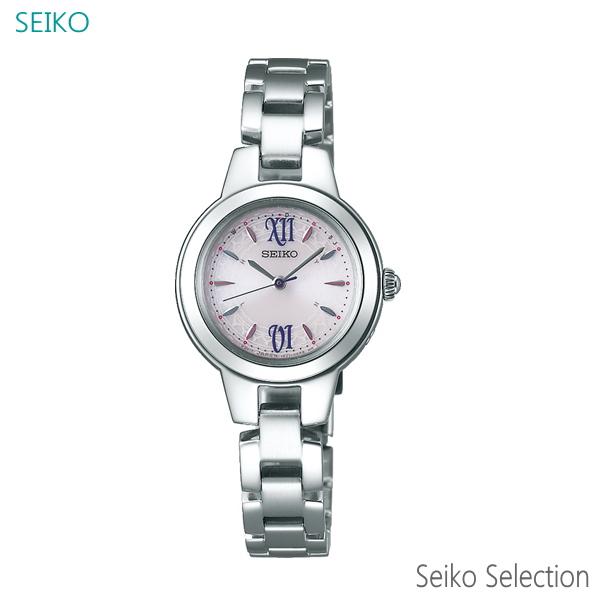 レディース 腕時計 7年保証 送料無料 セイコー セレクション ソーラー 電波 SWFH101 正規品 SEIKO