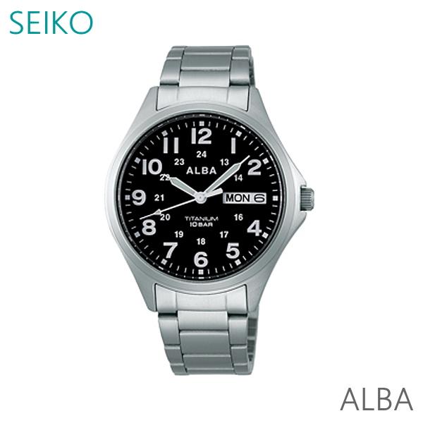 国内正規品 レビューを書いて7年保証 包装無料 格安激安 メンズ 腕時計 7年保証 人気ブレゼント! ALBA SEIKO アルバ 正規品 AQPJ402 セイコー