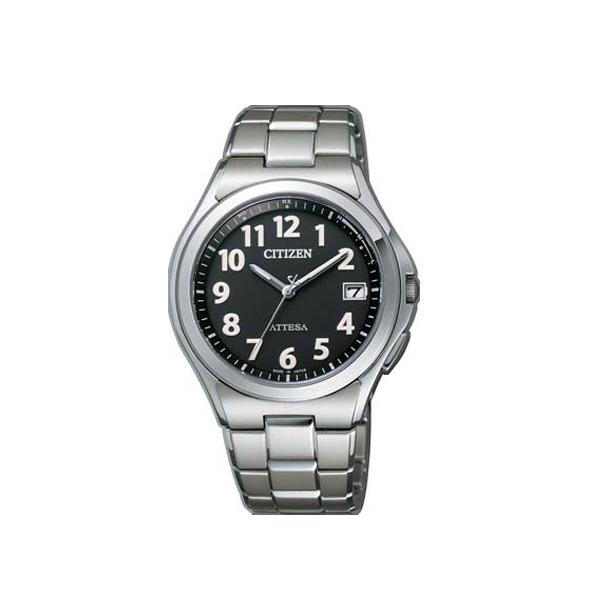 シチズン メンズソーラー電波腕時計アテッサ 【ATD53-2846】(正規品)【02P03Dec16】