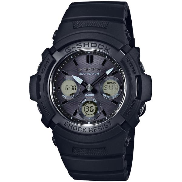 【7年保証】CASIO G-SHOCKメンズ 男性用ソーラー電波腕時計【AWG-M100SBB-1AJF】(国内正規品)