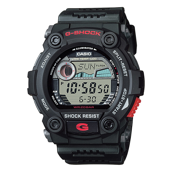【7年保証】CASIO G-shock メンズ 男性用腕時計過酷な環境下での使用を考慮した高機能デジタルモデル【G-7900-1JF】(国内正規品)