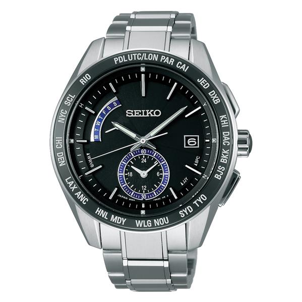 セイコー(SEIKO)ブライツ(BRIGHTZ) メンズソーラー電波腕時計【SAGA179】(正規品)【02P03Dec16】