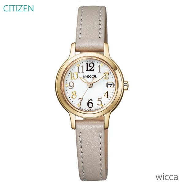 レディース 腕時計 7年保証 シチズン ウィッカ ソーラー KH4-921-10 正規品 CITIZEN wicca