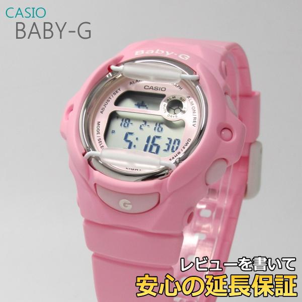 【7年保証】 CASIO BABY-Gブルーミング・パステル・カラーズレディース腕時計【BG-169R-4CJF】 (正規品)Blooming Pastel Colors