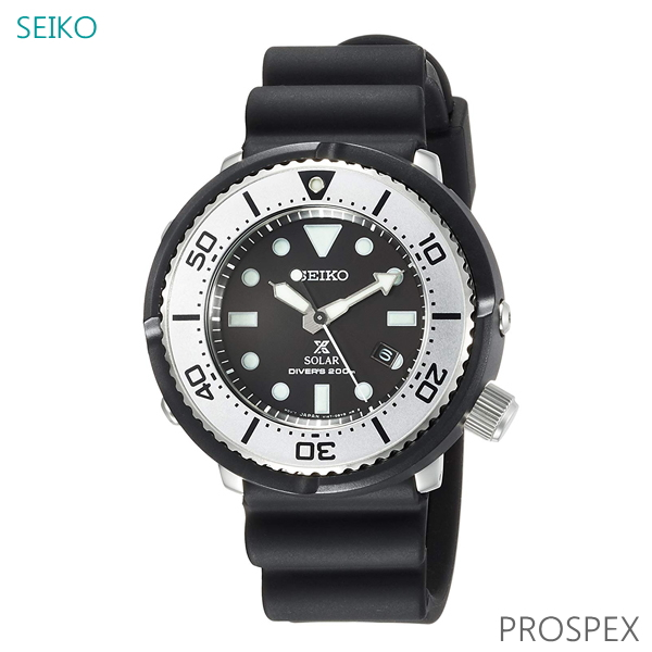 メンズ 腕時計 7年保証 送料無料 セイコー プロスペックス ダイバースキューバ ソーラー SBDN047 正規品 LOWERCASEモデル