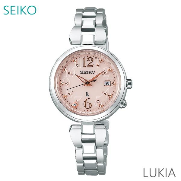 レディース 腕時計 7年保証 送料無料 セイコー ルキア ソーラー 電波 SSQV047 正規品 SEIKO LUKIA