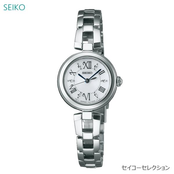 レディース 腕時計 7年保証 セイコー セレクション ソーラー SWFA151 正規品 SEIKO selection