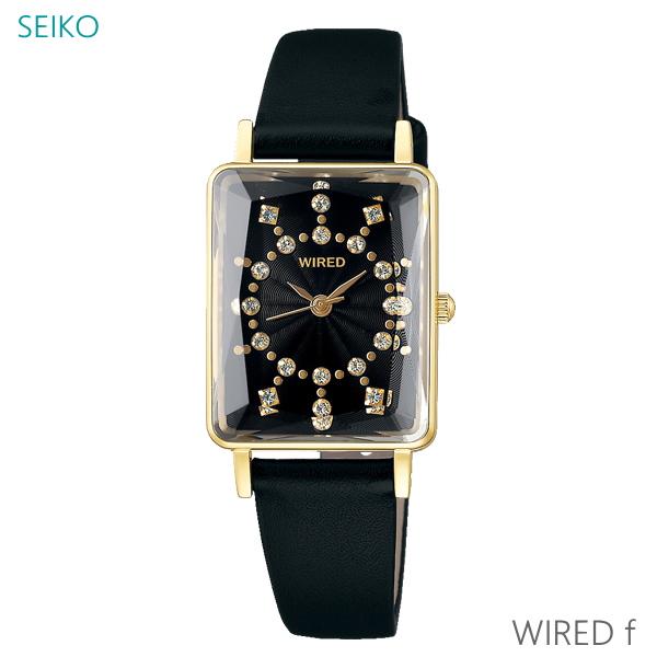 レディース 腕時計 7年保証 セイコー ワイアードエフ AGEK453 正規品 SEIKO WIREDf