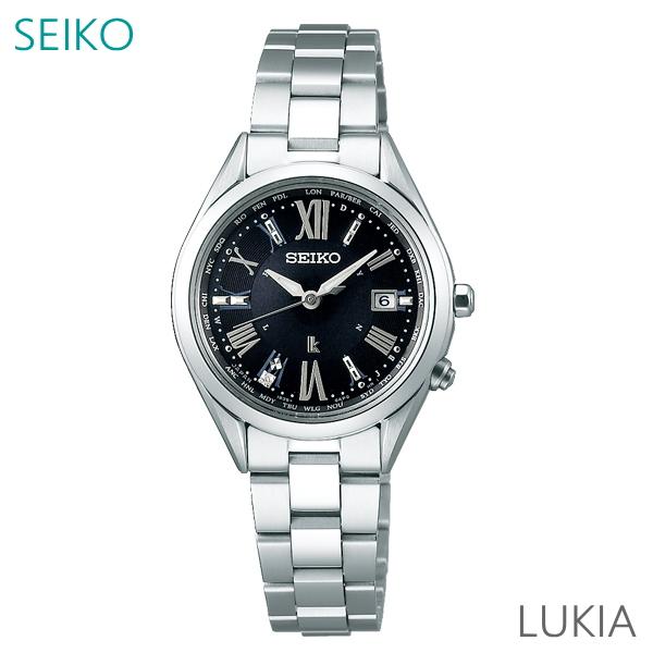 レディース 腕時計 7年保証 送料無料 セイコー ルキア ソーラー 電波 SSQV055 正規品 SEIKO LUKIA