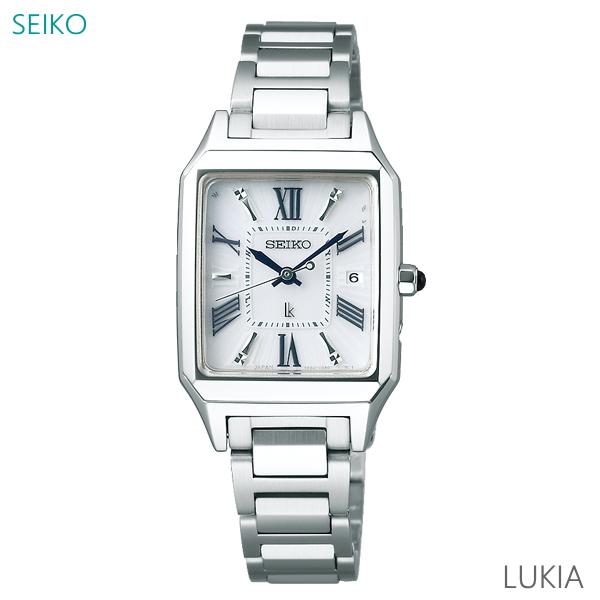 レディース 腕時計 7年保証 送料無料 セイコー ルキア ソーラー 電波 SSVW159 正規品 SEIKO LUKIA