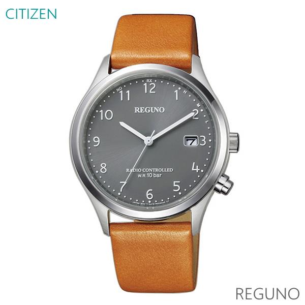 メンズ 腕時計 7年保証 シチズン レグノ ソーラー 電波 KL8-911-60 正規品 CITIZEN REGUNO