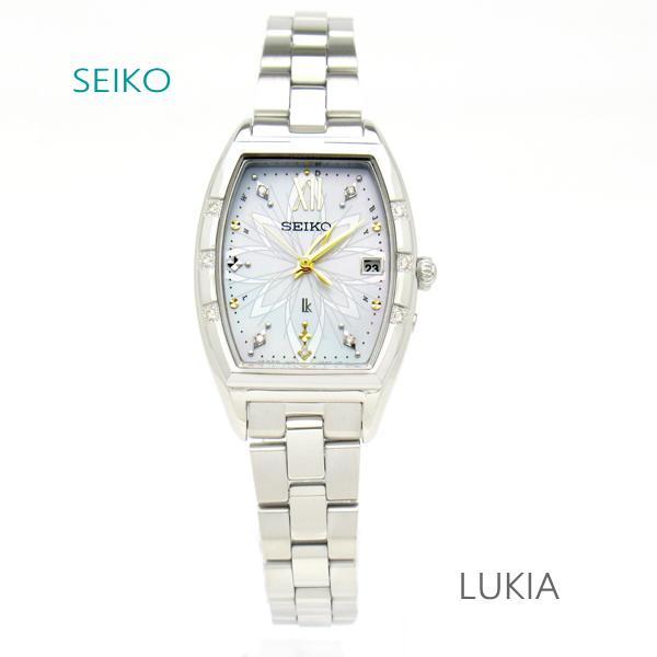 レディース 腕時計 7年保証 送料無料 セイコー ルキア ソーラー 電波 SSVW163 正規品 SEIKO LUKIA ニコライ バーグマン プロデュース限定モデル