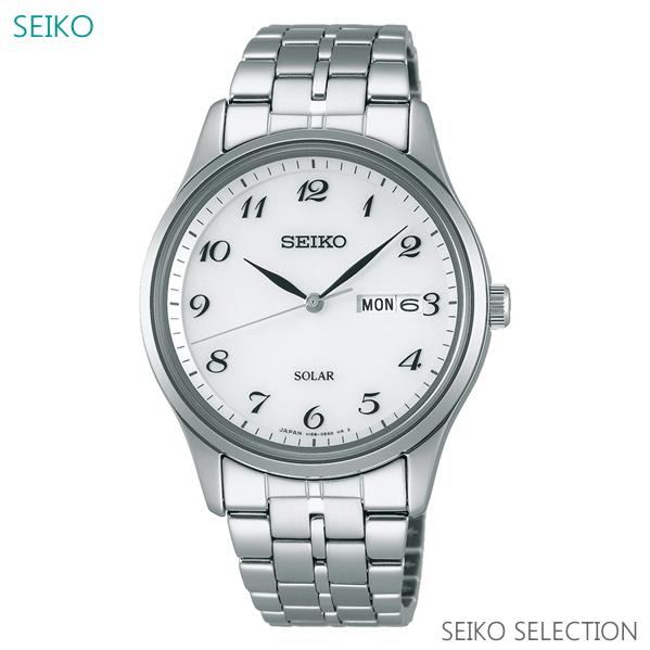 メンズ 腕時計 7年保証 セイコー ソーラー SBPX067 正規品:mco net shop