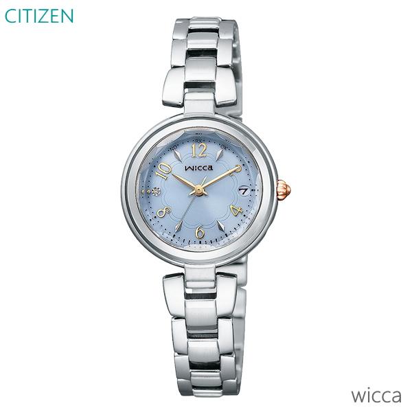 国内正規品 レビューを書いて7年保証 包装無料 レディース 腕時計 7年保証 送料無料 シチズン KS1-511-91 wicca ウィッカ 限定特価 入手困難 電波 ソーラー CITIZEN 正規品
