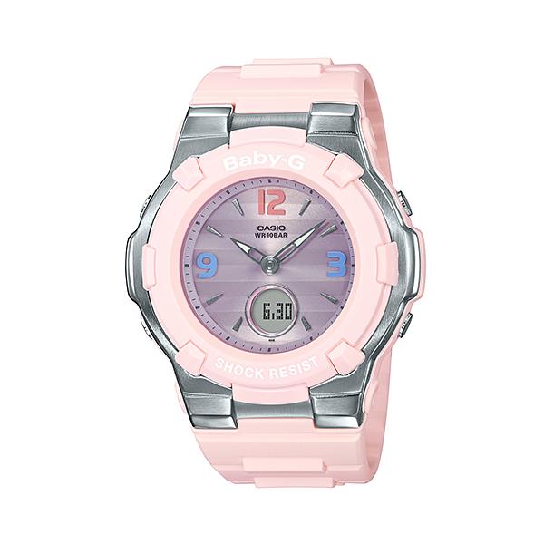 レディース 腕時計 7年保証 カシオ BABY-G Tripper Retro Tricolor ソーラー 電波 BGA-1100TR-4BJF 正規品 レトロ・トリコロール