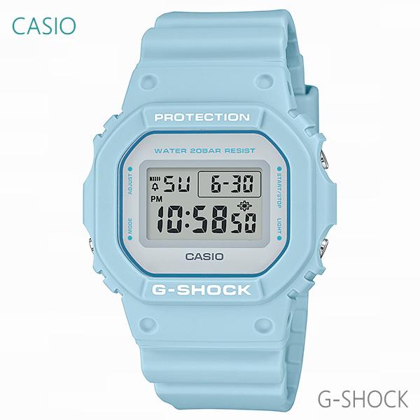 メンズ 腕時計 7年保証 カシオ G-SHOCK Spring Color Series DW-5600SC-2JF 正規品 CASIO