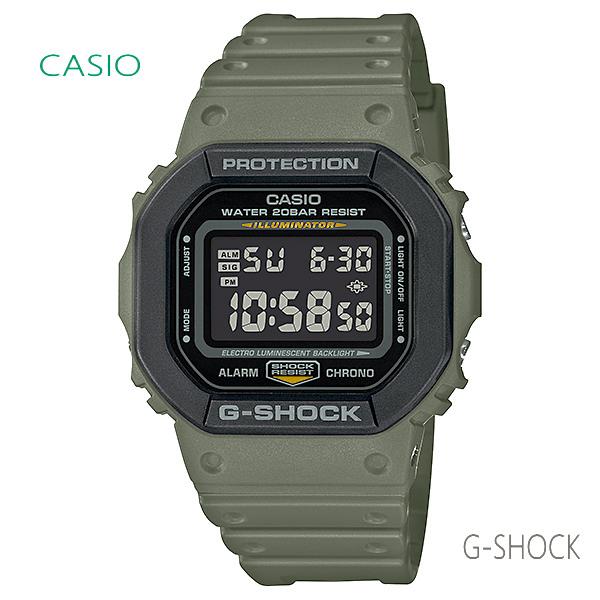 メンズ 腕時計 7年保証 カシオ G-SHOCK DW-5610SU-3JF 正規品 CASIO Utility Color