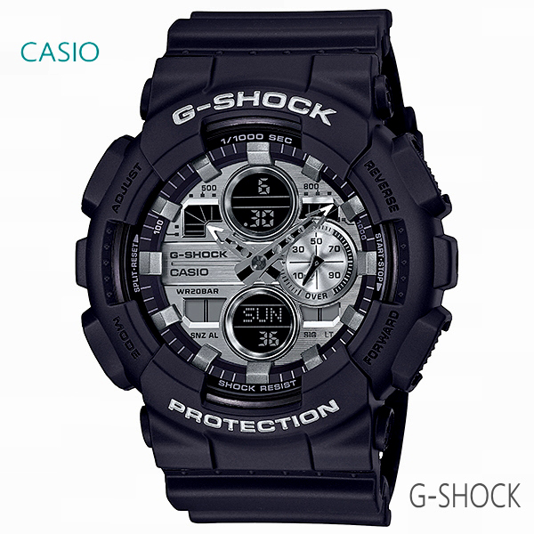 メンズ 腕時計 7年保証 カシオ G-SHOCK GA-140GM-1A1JF 正規品 CASIO