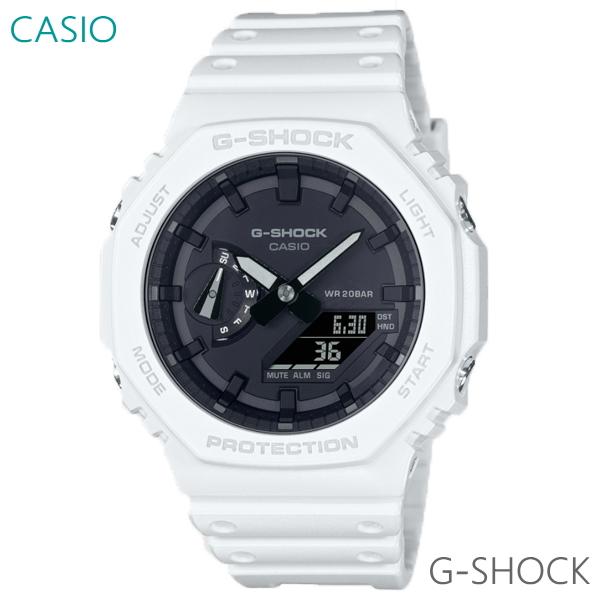 国内正規品 レビューを書いて7年保証 包装無料 メンズ 新着 腕時計 7年保証 正規品 アナログ×デジタル GA-2100-7AJF G-SHOCK カシオ 新品未使用 CASIO