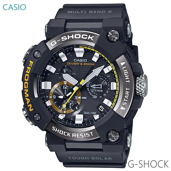 国内正規品 海外 レビューを書いて7年保証 ラッピング無料 送料無料 メンズ 腕時計 7年保証 保証 カシオ 正規品 ソーラー CASIO GWF-A1000-1AJF FROGMAN フロッグマン 電波 G-SHOCK