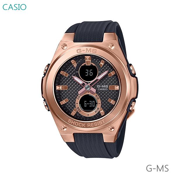 レディース 腕時計 7年保証 カシオ BABY-G G-MS MSG-C100G-1AJF 正規品 ジーミズ
