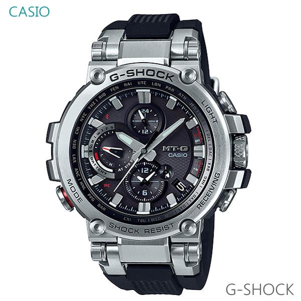 メンズ腕時計 送料無料 G-SHOCK MT-G メンズ ソーラー電波 腕時計 MTG-B1000-1AJF 正規品