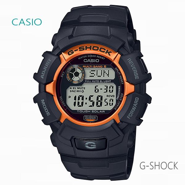 メンズ 腕時計 7年保証 カシオ G-SHOCK G-SQUAD ソーラー 電波 GW-2320SF-1B4JR 正規品 CASIO FIRE PACKAGE ファイアー・パッケージ