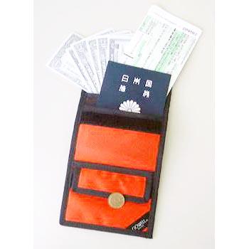 5つのポケットでパスポート 現金 カード 定番から日本未入荷 トラベラーズチェックなどの貴重品の保管 ネコポス便送料無料 トラベルパス R gowell ゴーウェル 国内送料無料 送料込み 旅行用品 smtb-u go-103 海外旅行便利グッズ