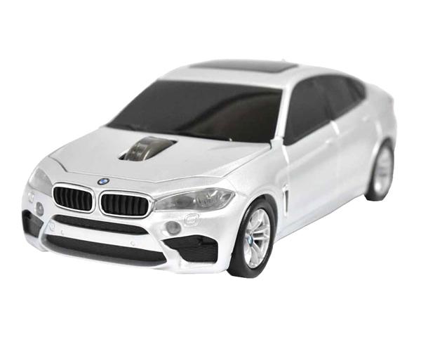 【送料無料】BMW X6 M SUV シルバー 無線カーマウス 2.4Ghz max1750dpi BM-X6M-SV【10P03Dec16】【smtb-u】【送料込み】
