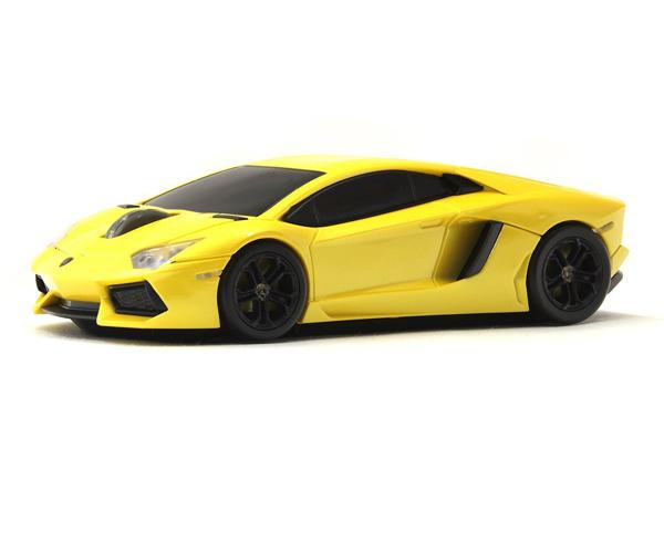 【送料無料】ランボルギーニ(Lamborghini) LP700 2.4G無線マウス 1750dpi イエロー ルーメン LB-LP700-4-YL【10P03Dec16】【smtb-u】【送料込み】