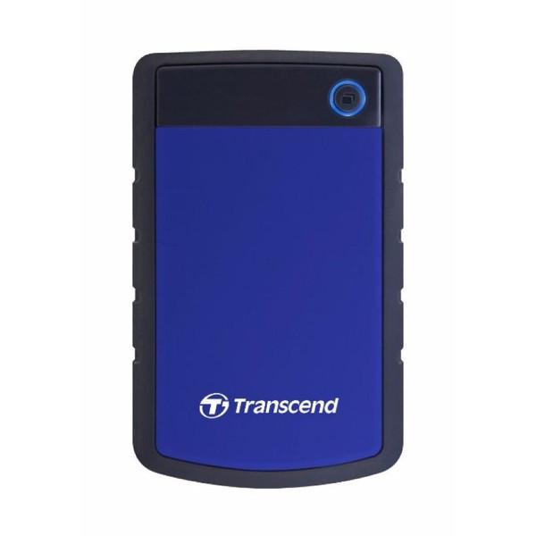 【送料無料】【正規国内販売代理店】トランセンド(Transcend) USB3.0 ポータブルHDD StoreJet 2.5 1TB TS1TSJ25H3B【10P03Dec16】【smtb-u】【送料込み】