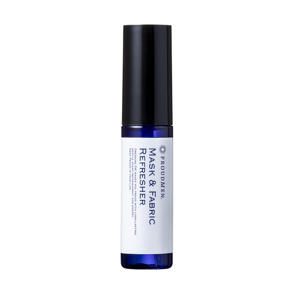 無料ギフトラッピング対応可 マスクの消臭 除菌 新色追加 ほのかな香りづけ マスク NEW ARRIVAL スプレー 冷感 プラウドメン メントール 15ml マスクミントスプレー シトラス グルーミング マスクファブリックリフレッシャー