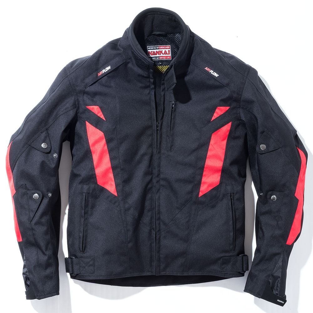 ナンカイ SDW-8128 オールシーズンライダースジャケット 【送料無料】【NANKAI】【ツーリング】【バイク】【南海部品取扱】