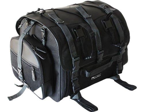 TANAX フィールドシートバッグ ブラック MFK101 【タナックス】【MFK-101】【バイク】【オートバイ】【ツーリング】【キャンプツーリング】【MT03/NINJA250/W650/CB1300等に】送料無料!