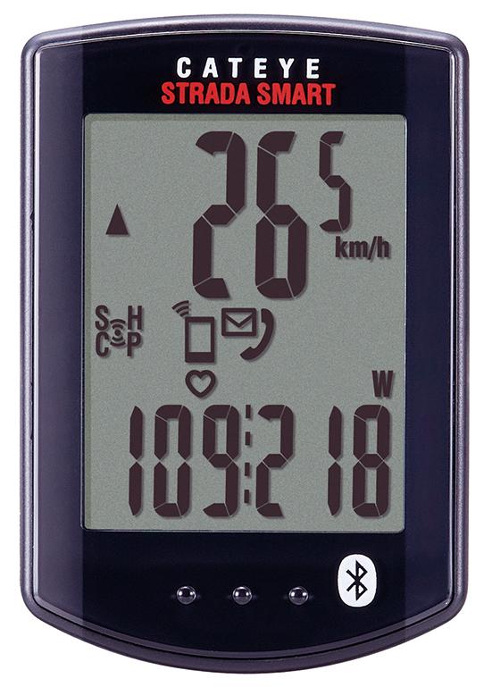 サイクルコンピューター CC-RD500B【CATEYE】【ワイヤレス】【本体のみ】: