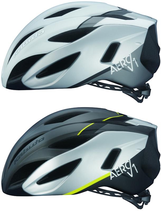 AERO-V1 エアロヘルメット L/XL G-1 【送料無料】【自転車】【ロードバイク】【OGK KABUTO】【キャップ】【サイクリング】
