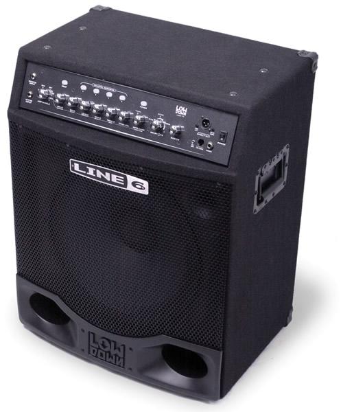 ●LINE6 BASS AMP Low Down 175 - 175 Watt Mono 1 x 15