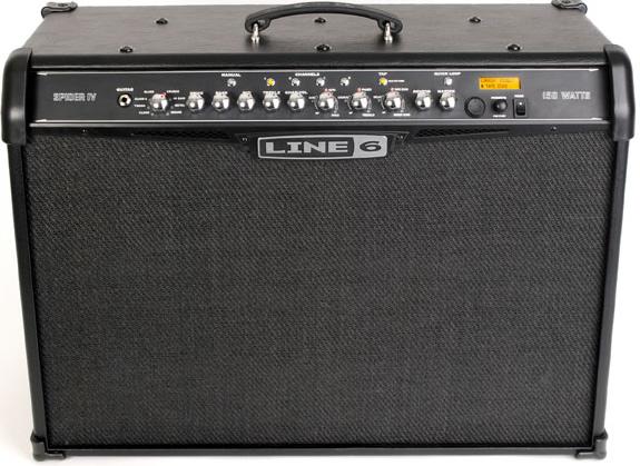 ●LINE6 Spider IV 150W