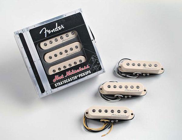 【在庫有り・即出荷】Fender USA Hot NoiseLess Strat (ホット・ノイズレス・ピックアップ) 【KK9N0D18P】