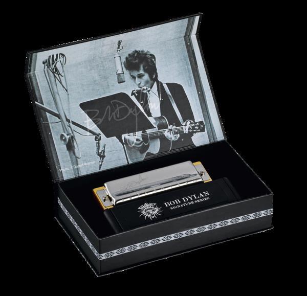 ◆HOHNERホーナー Bob Dylan Signature Harp/ボブ·ディラン ハーモニカ 【RCP】