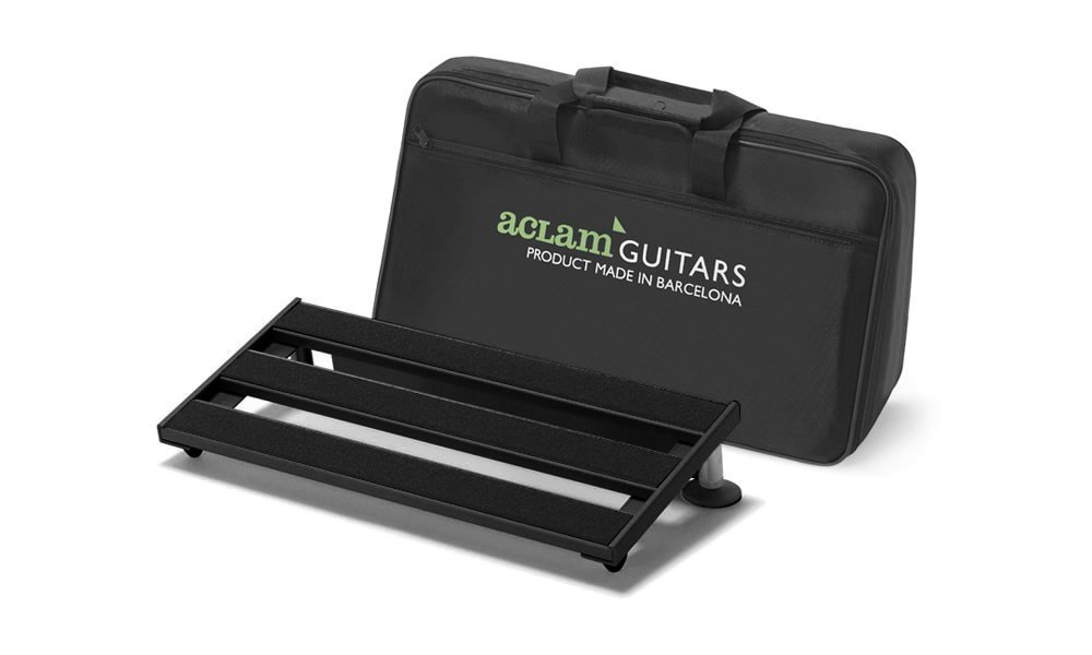 【送料無料・即納!】◆aclam/アクラム GUITARS MODULAR TRACK PEDALBOARD エフェクターケース/エフェクターボード S(MT SMALL+BAG S/MTSBGBK-Black)【KK9N0D18P】