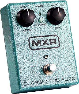 【在庫有、即出荷】MXR 《ファズ》M-173 Classic108Fuzz (M173) 【KK9N0D18P】