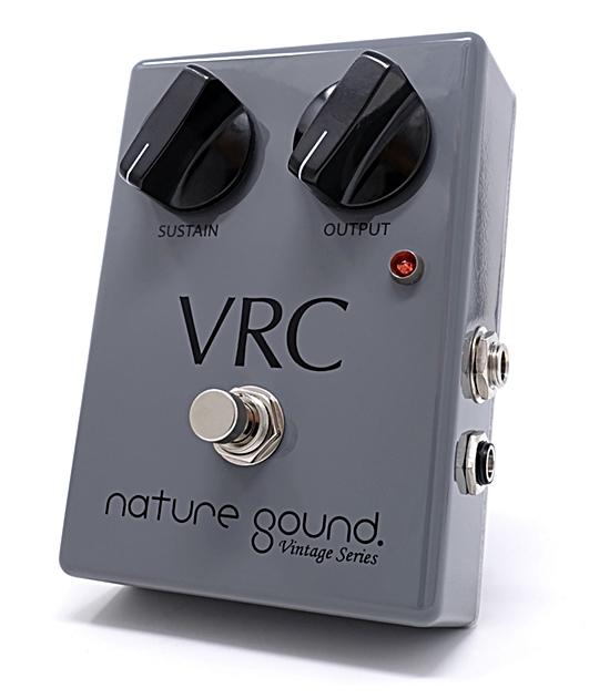 【在庫あり・即日出荷】 nature sound VRC ネイチャー・サウンド コンプレッサー ヴイ・アール・シー