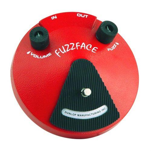 【お買い物マラソン実施!9日20:00~16日1:59迄】Jim Dunlop JD-F2 (JDF2)FUZZ FACE DISTORTION 《ファズ》