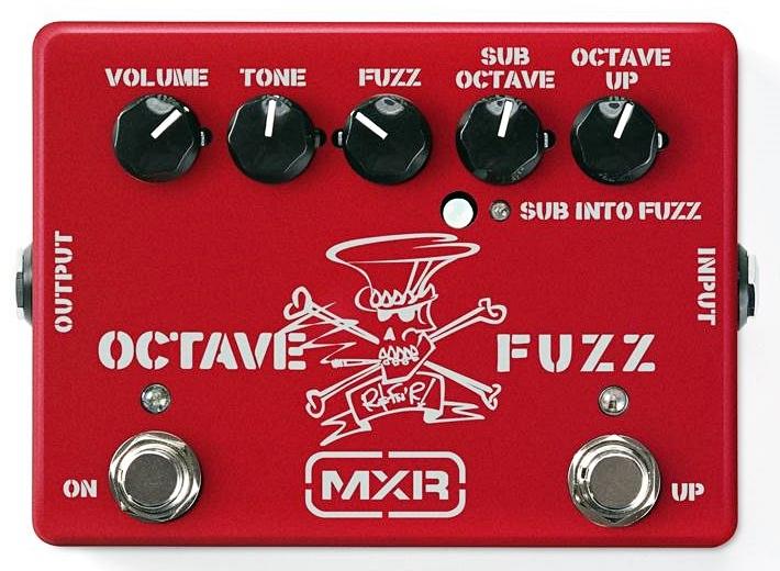 【在庫あり・即日出荷!】Jim Dunlop SF01R (SF-01R) Slash Octave Fuzz Limited Apple RED スラッシュ・シグネチャーモデルスラッシュ・オクターヴ・ファズ・リミテッド 【KK9N0D18P】