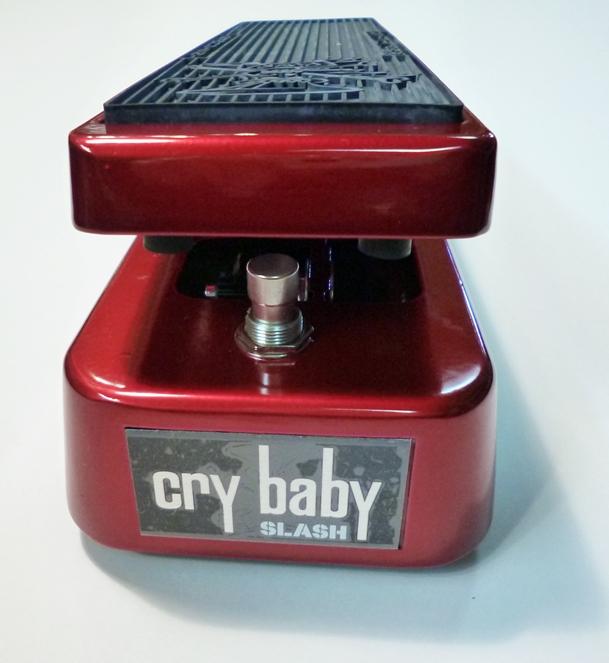 【在庫あり・即日出荷!】Jim Dunlop Cry Baby SC95R (SC-95R) Slash Cry Baby Limited Apple RED スラッシュ・シグネチャーモデルスラッシュ・クライベイビー・リミテッド 【KK9N0D18P】