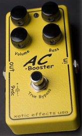 【送料無料】【在庫有、即出荷】Xotic AC-Booster 【限定特価】《ブースター》 【KK9N0D18P】