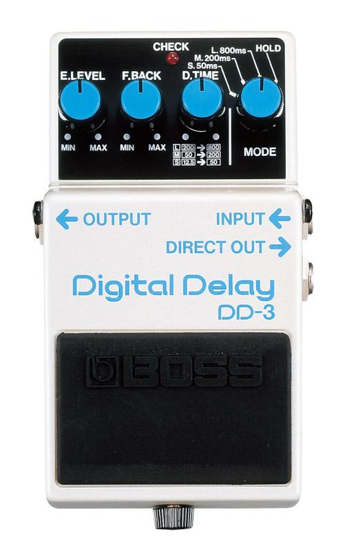【送料無料!】BOSS《デジタル・ディレイ》DD-3