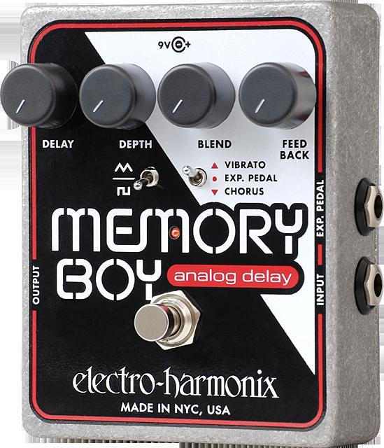【在庫あり・即日出荷】【正規輸入品】electro-harmonix 《アナログディレイ》Memory Boy エレハモ / メモリーボーイ【限定特価】