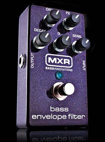 【在庫有、即出荷】MXR M82 (M-82) Bass envelope filterベース・エンベロープ・フィルター 【KK9N0D18P】